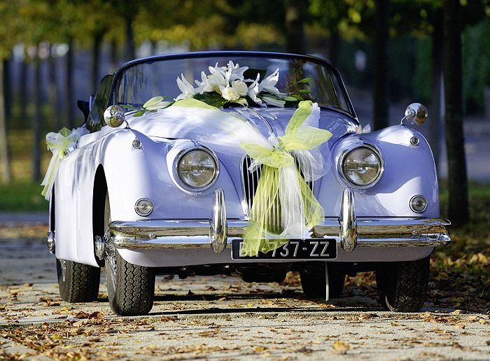 cheap location voiture mariage vaud with noeud en tulle pour voiture. Black Bedroom Furniture Sets. Home Design Ideas