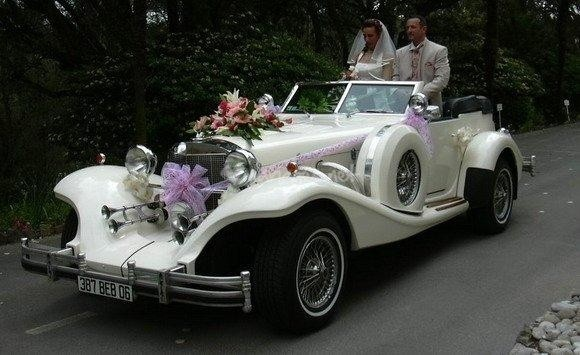 decoration voiture mariage nord