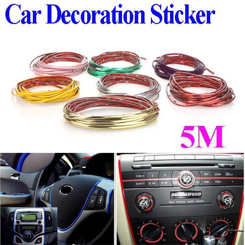 decoration interieur voiture
