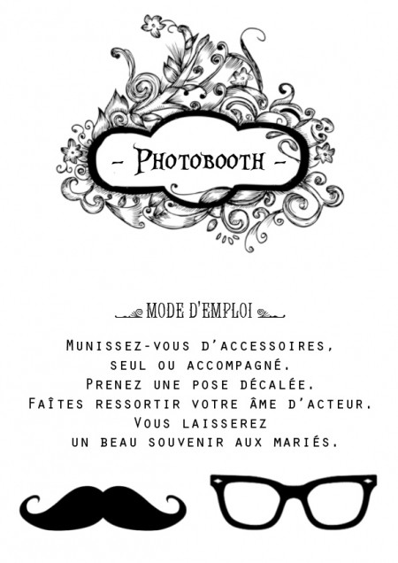 Beliebt photobooth mariage Archives - Page 2 of 8 - ma jolie toile EW29