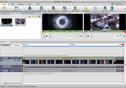 telecharger logiciel montage photo video musique gratuit