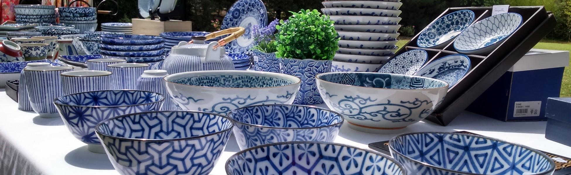 Boutique vaisselle asiatique