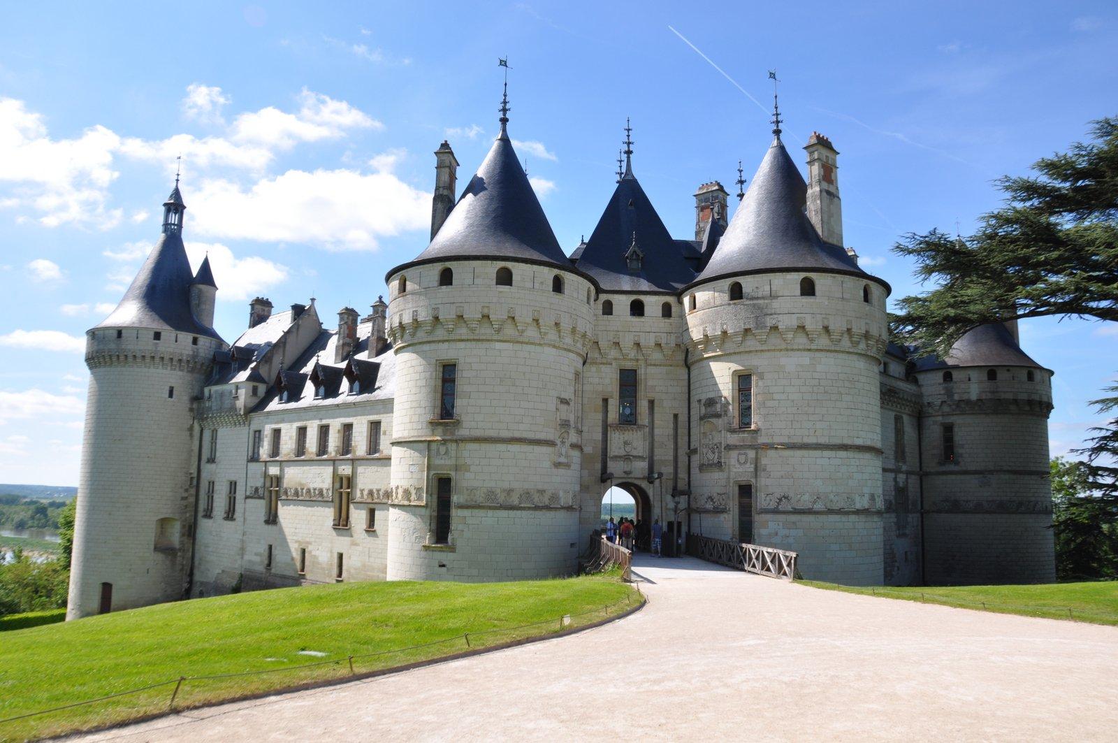 Chateau de la loire logement