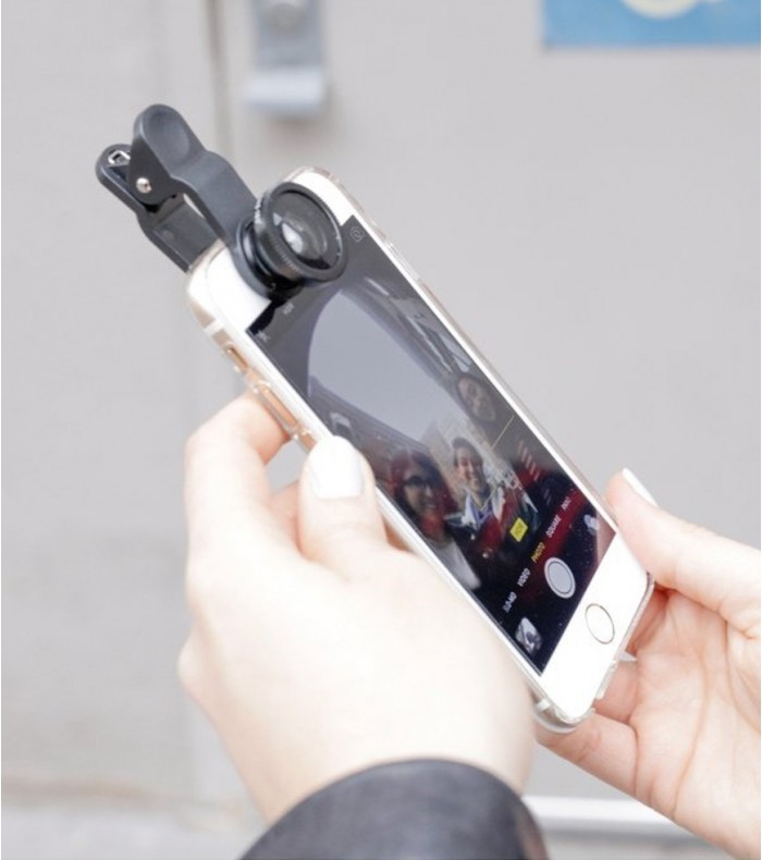 Kit photo pour smartphone