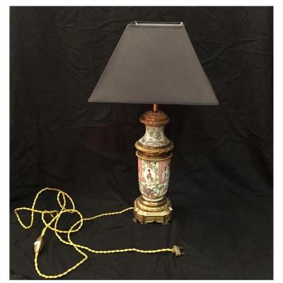 Lampe ancienne chinoise
