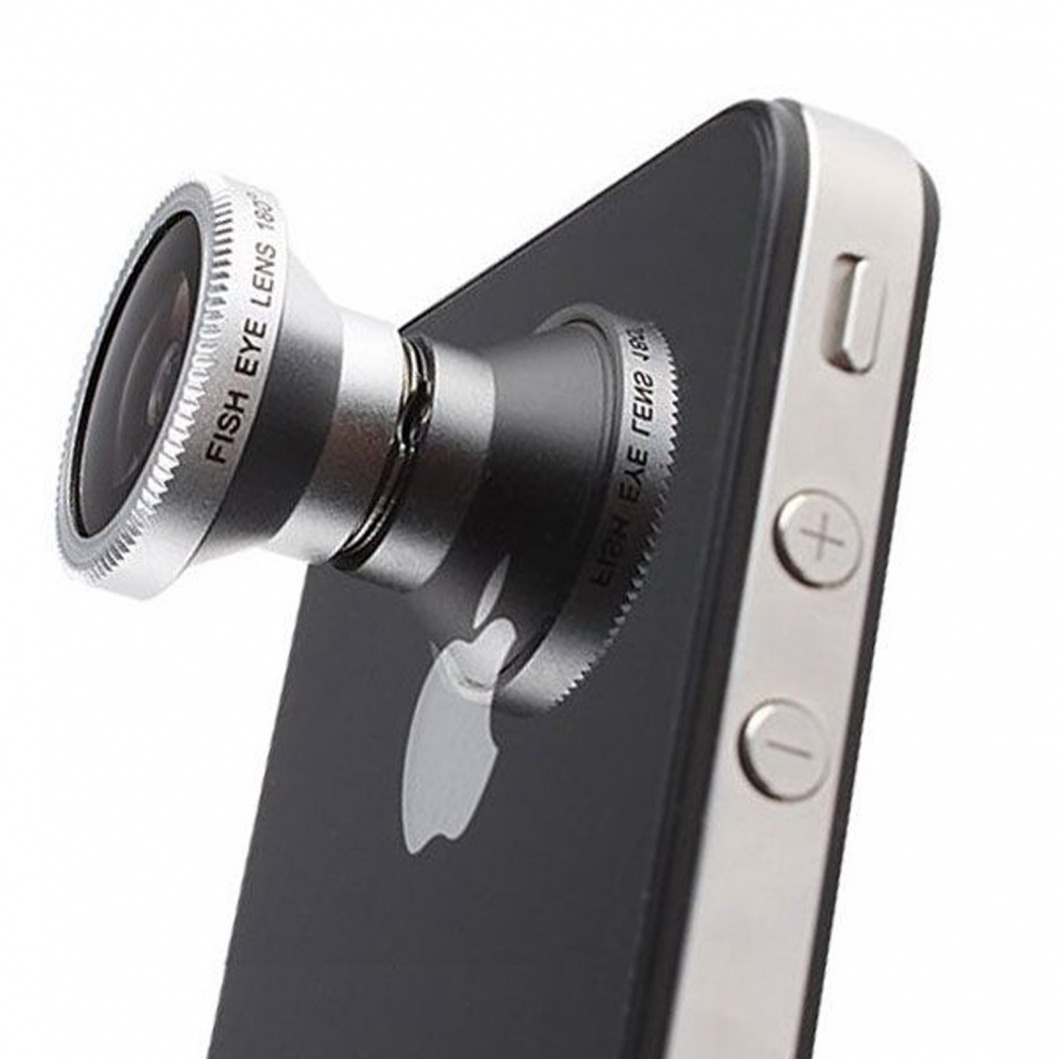 Objectif photo pour iphone 5