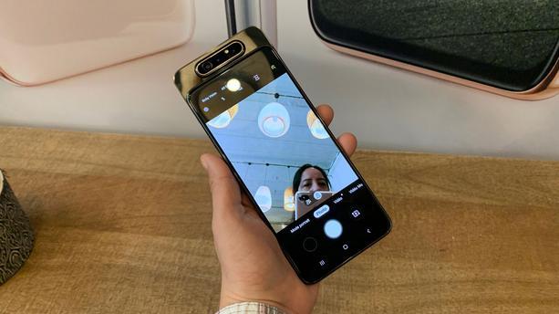 Samsung smartphone appareil photo