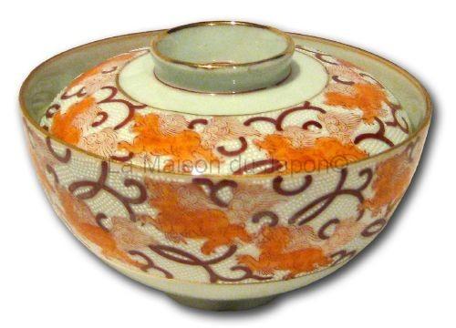 Vaisselle japonaise ancienne