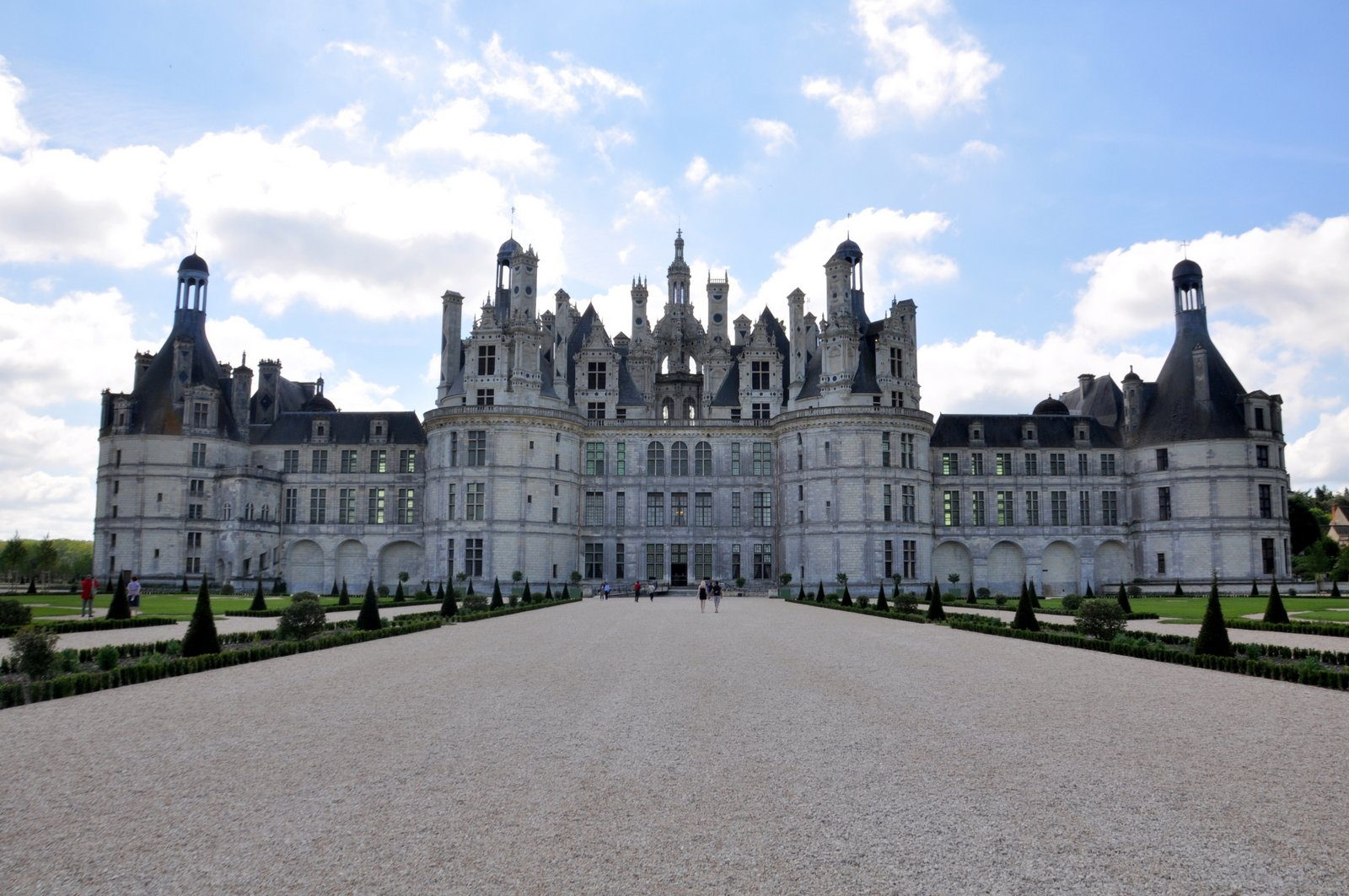 Chateau loire