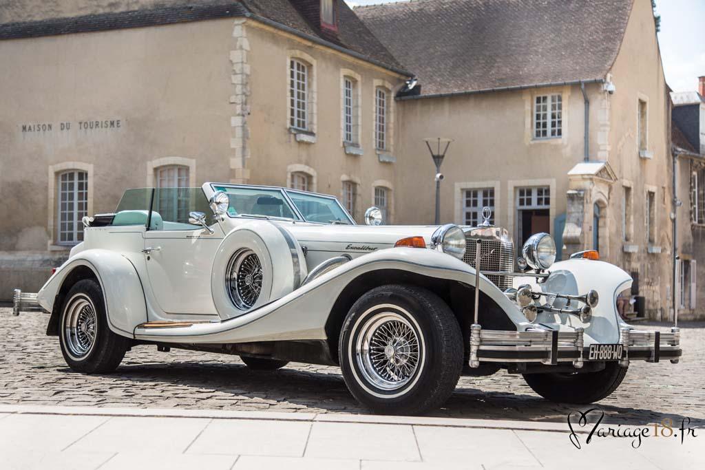Location voiture ancienne avec chauffeur