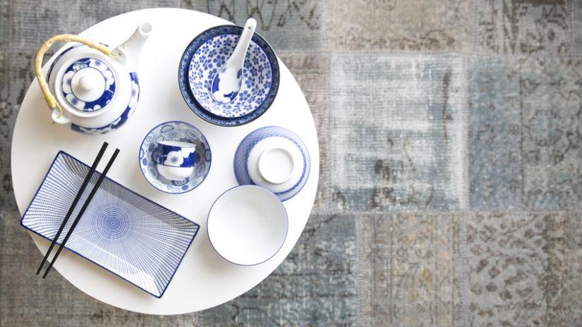 Vaisselle japonaise design