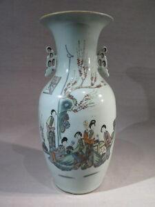 Vase porcelaine de chine